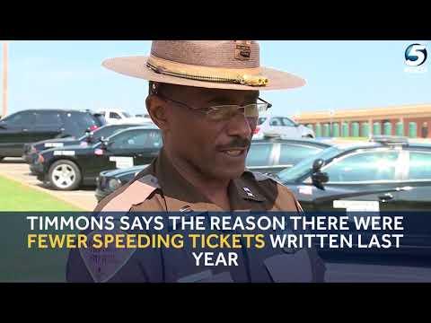 New law to reduce price of speeding ticket in Oklahoma