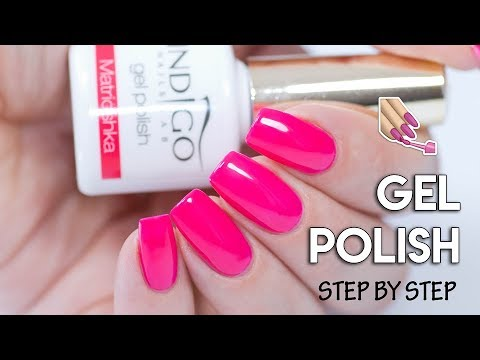 💅🏻 HOW to Apply Gel Polish on Natural Nails - Tips and Tricks!