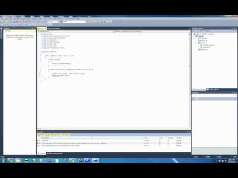 C# Programming Tutorial : Getting External IP