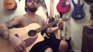 Metallica - Unforgiven III (Acoustic Cover by John Mehew)