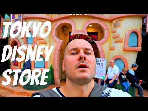 TOKYO DISNEY STORE - Shibuya