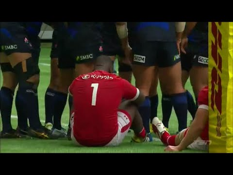 Final play of Canada vs Japan 2016