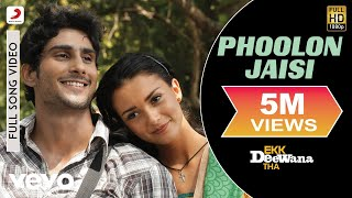 Phoolon Jaisi - Ekk Deewana Tha | Prateik Babar | Amy Jackson