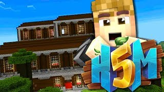 WOODLAND MANSION!! | HOW TO MINECRAFT 5! (H5M) Ep.38
