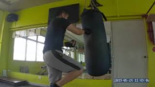 Download SUPER INTENSE CARDIO BOXING AND 30-30-30 ROUTINE. Video