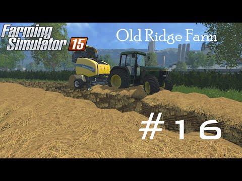Farming Simulator 15 S3E16 - Emergency Canola