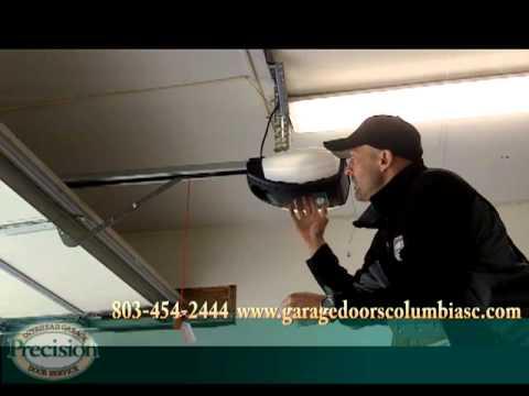 Replace Garage Door Opener with DC Motor Belt Drive