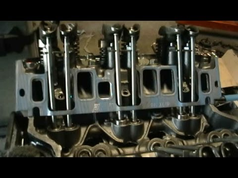 How to install Chev 2 8 Intake Manifold Gasket