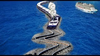 दुनिया के 10 सबसे खतरनाक रेलवे ट्रैक, एक बार जरूर देखना | You Should Not Miss Top 10 Train Tracks