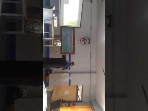 My speech in srngs Hostel, Bengaluru