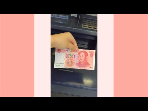 Shanghai life - 2: Go to the ATM and then buy lunch | Learn Chinese on the street lesson 2