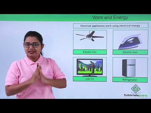 Class 9th Physics - Work and Energy - Introduction