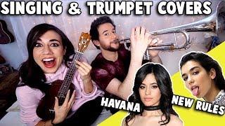 HAVANA & NEW RULES COVER w/ Colleen Ballinger (Camila Cabello & Dua Lipa)