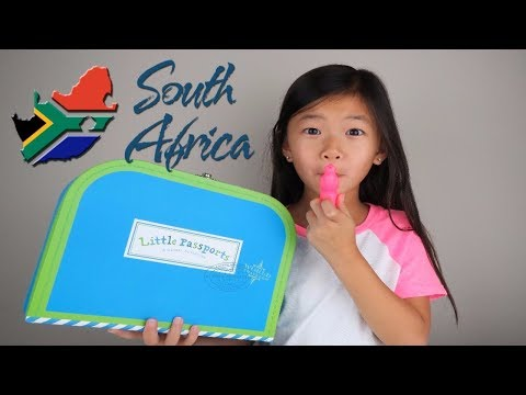 Little Passports World Edition [South Africa]