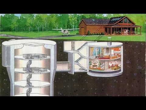 Shipping Container Homes Underground
