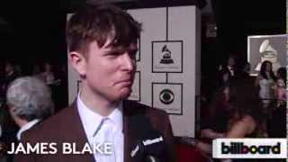 Download James Blake on the GRAMMYs Red Carpet 2014 Video