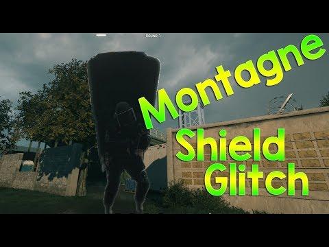 EPIC MONTAGNE SHIELD GLITCH - Rainbow Six Siege
