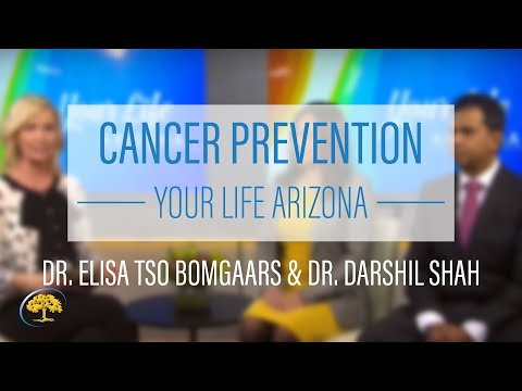 Cancer Prevention with Dr. Bomgaars and Dr. Shah