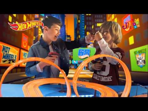 Hot Wheels Αυτοκινητόδρομος Slot Car x 2 στο www.toys-shop.gr