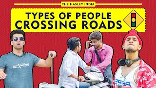 Indians Crossing Roads Ft. Ambrish Verma, Abhishek Kapoor | Hasley India
