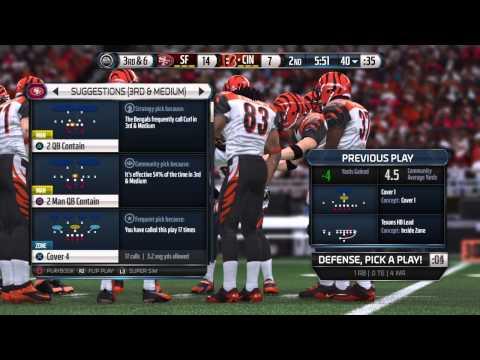 Madden NFL 17 (Joe Montana?)