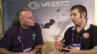 Mike Gruwell Of Chutingstar At Pia 2009