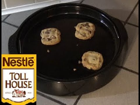 Nestle Toll House Cookies – NuWave Oven Heating Instructions