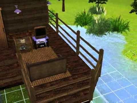 ISLAND TREEHOUSE by SimplySimsDesignDiva.wmv