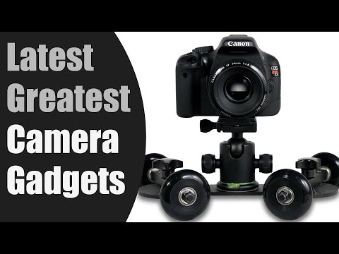 Top 5 Camera Gadgets for Better Videos on YouTube!