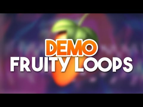 FRUITY LOOPS DEMO - Fruity Loops Tutorial