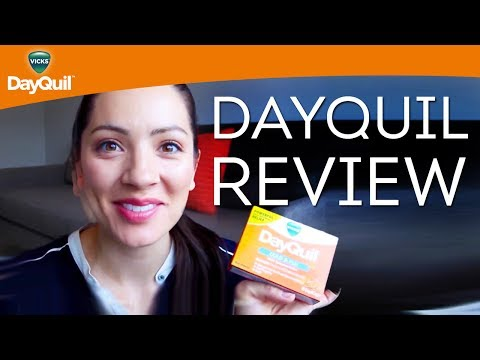 Non-Drowsy Cold Medicine Review: Vicks DayQuil Cold & Flu Relief LiquiCaps
