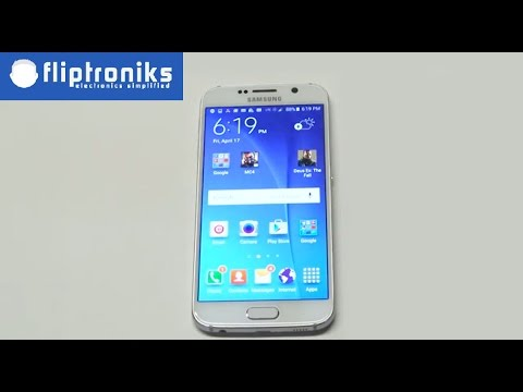 Galaxy S6: Changing Your Default Home Page On Internet Explorer - Fliptroniks.com