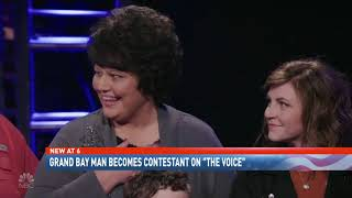 Download Grand Bay resident earns spot on The Voice - NBC 15 News WPMI Video