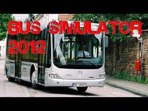 Bus Simulator 2012 Gameplay (HD) (M)