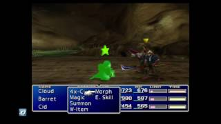Final Fantasy VII: Morphing Master Tonberry for a Ribbon