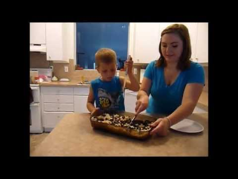 Microwave Rice Krispie Treats