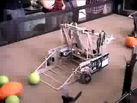 Green Egg Robotics, Fred III