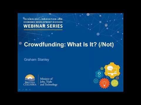 Crowdfunding for Economic Development