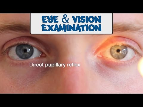 Examination of the Eyes and Vision - OSCE Guide
