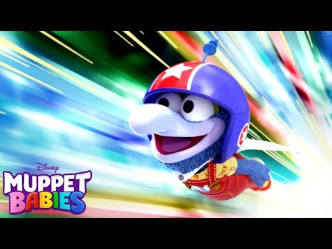 Let's Play!   Muppet Babies   Disney Junior