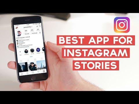 The Best Instagram Stories Video Maker App! | How To Make High Quality Instagram Stories