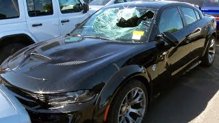 Looters Drive Off With 80 Luxury Cars From Dealership