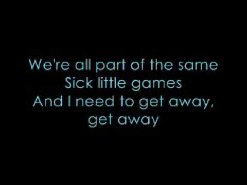 Sick Little Games - All Time Low (with lyrics)