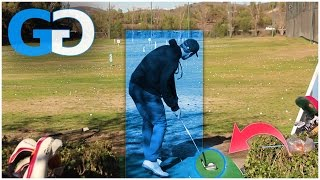 Golf Swing Tips | How to Stop Pulling with the Arms in YOUR Golf Swing
