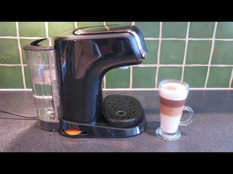 How to use the Bosch Tassimo MY WAY and get it ready for the best coffee in he world