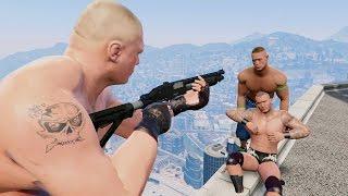 Randy Orton John Cena Brock Lesnar WWE LIFE!(SuperStar Compilation)