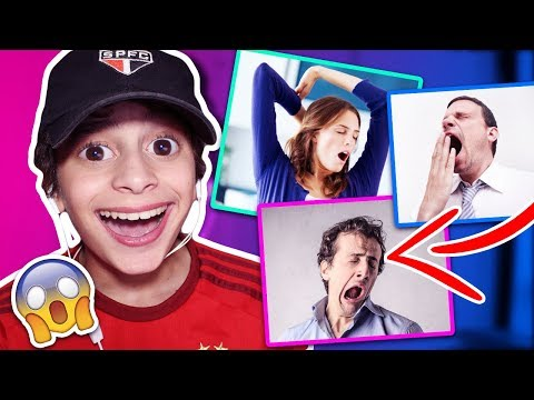 TRY NOT TO YAWN CHALLENGE!! *IMPOSSIBLE* (If You YAWN You LOSE)