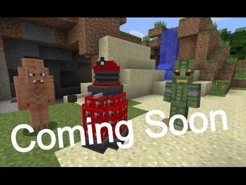 Doctor Who Skin Pack - Minecraft Xbox 360/Xbox One - News/Update