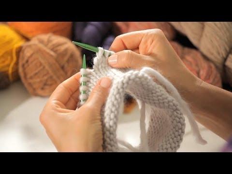 Circular Needle Using Traditional Method | Circular Knitting