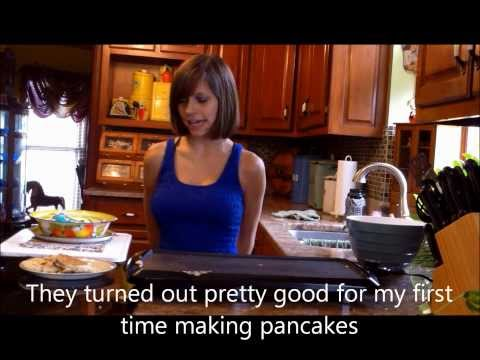 Making Pancakes with Cerebral Palsy
